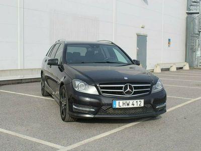 begagnad Mercedes C220 T CDI 4MATIC Plus Avantgarde 170hk