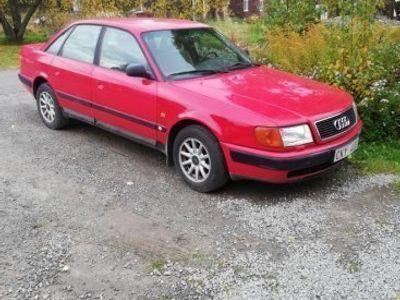 begagnad Audi 100 2.0 E reservdel/rep -94