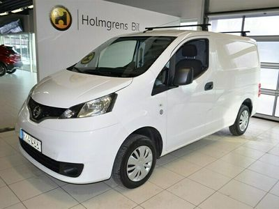 begagnad Nissan NV200 Skåp Holmgrens Edition 110 Working Star