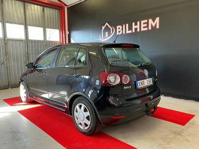 begagnad VW Golf Plus 1.6 FSI 115hk