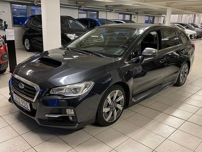 begagnad Subaru Levorg 1.6 GT-N 4WD Lineartronic 2016, Personbil 199 500 kr