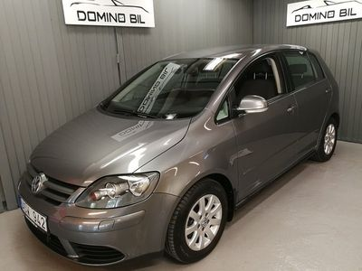 begagnad VW Golf Plus 1.4 TSI 140hk Nyservad -08