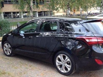 begagnad Hyundai i30 kombi Go Edition 1.6 CRDi 14 -14
