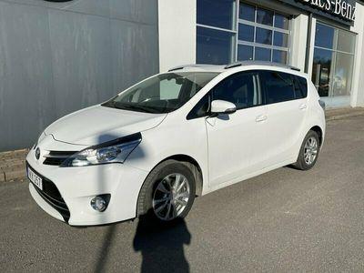 begagnad Toyota Verso 1.8 feel edition