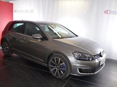 begagnad VW Golf GTE 1.4 TSI DSG Sekventiell Euro 6 204hk Dragkrok
