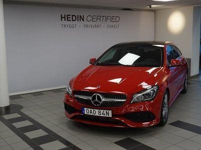 begagnad Mercedes 200 CLA BenzD AMG 2019, Sportkupé 299 000 kr