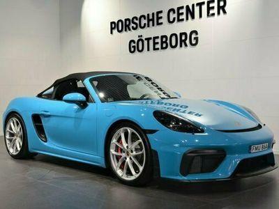 begagnad Porsche 718 Spyder 2020, Cab Pris 1 069 000 kr