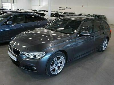 begagnad BMW 320 d xDrive M-Sport Navi Panorama Backkamera Drag