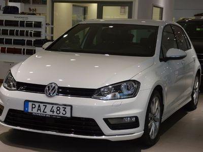 begagnad VW Golf 1.4 TSI 150hk DSG R-Line