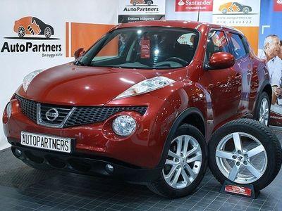 used Nissan Juke 1.6 117hk TOPPSKICK LÅGMIL