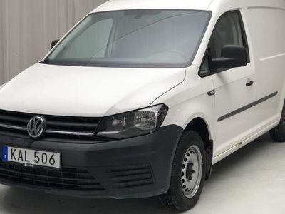 begagnad VW Caddy Cross Caddy VW1.6 TDI Maxi Skåp 2016, Transportbil 105 000 kr