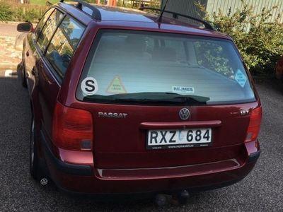 begagnad VW Passat Variant 1.8 Comfortline