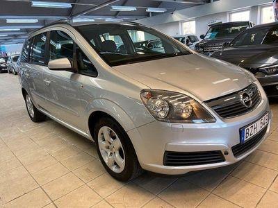 begagnad Opel Zafira 1.9 CDTi*Nybesk*7-sits*0:-Ränt*