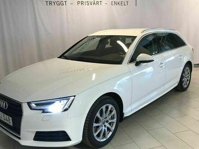 begagnad Audi A4 2,0 TDI 190HK AUTO QUATTRO AVANT S+V-HJUL
