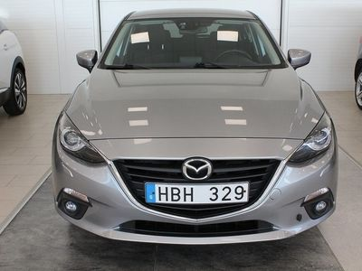 begagnad Mazda 3 2.0 165 HK, VIS -14