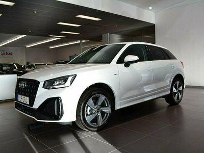 begagnad Audi Q2 35 TFSI S LINE FACELIFT 2021, SUV Pris 314 900 kr
