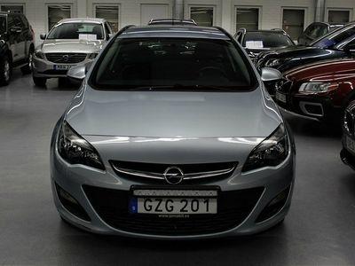 Opel astra begagnad