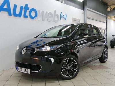 begagnad Renault Zoe R110 41 kWh 109hk Iconic /Navi/ Batteriköpt