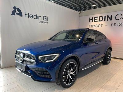 begagnad Mercedes 400 GLCd Coupé 4MATIC //DEMO