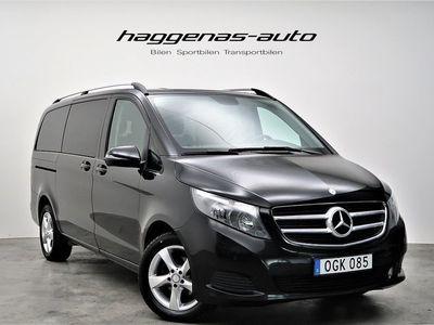 brugt Mercedes V220 d / Lång / 7-Sits / 163hk / EU6