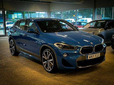 begagnad BMW X2 dealer