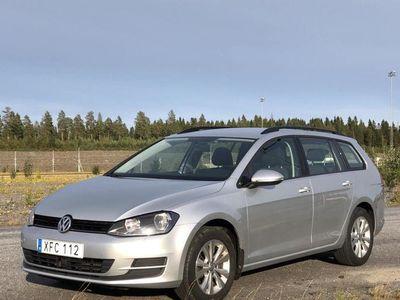 begagnad VW Golf VII 1.2 TSI Sportscombi