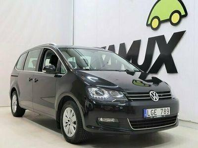 begagnad VW Sharan 2.0 TDI   Premium   Skinn   7-sits   Backkamera   2011, Personbil Pris 134 900 kr