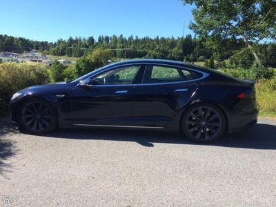 gebraucht Tesla Model S P85+ Fullutrustad Performance -14
