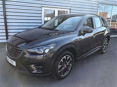 used Mazda CX-5 2.5 Optimum AWD Automat 192hk -16