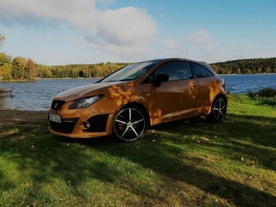begagnad Seat Ibiza Cupra 1.4 TSI DSG 180HK