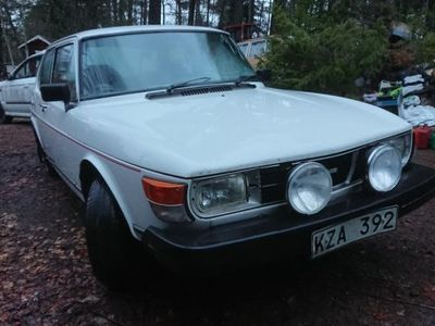 usata Saab 99 GLi (insprutning) -81