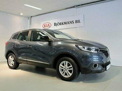 begagnad Renault Kadjar Limited edition 2019, SUV Pris 179 000 kr