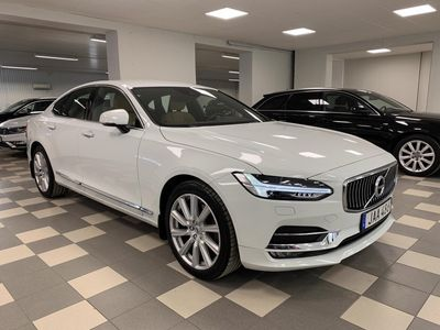 brugt Volvo S90 T6 AWD 320 Hk Geartronic Inscription Euto6