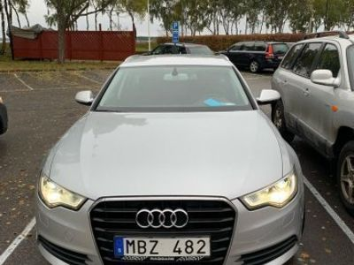 begagnad Audi A6 177hk 2.0 TDI -12