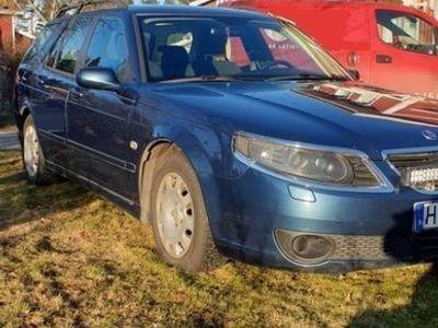 begagnad Saab 9-5 kombi biopower