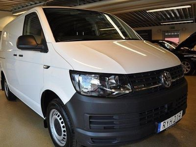 begagnad VW Transporter SKÅP 2,0 TDI 4-Motion