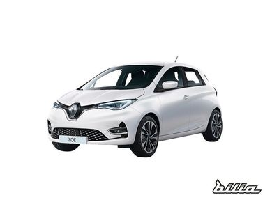 begagnad Renault Zoe PhII 52 kWh Edition One batterihy