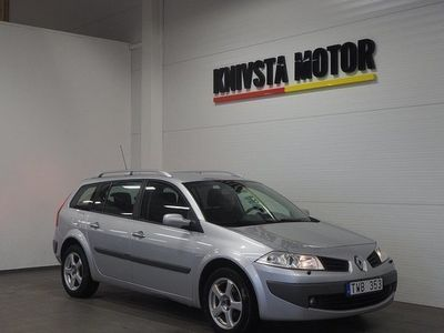begagnad Renault Mégane GrandTour 1.9 dCi (Avst.bar Air bag, ACC)