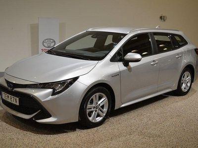 begagnad Toyota Corolla Touring Sports Hybrid Active