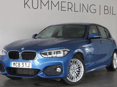 begagnad BMW 120 D XDRIVE