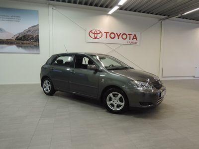 begagnad Toyota Corolla 5-dörrar Halvkombi 1.6 VVT-i