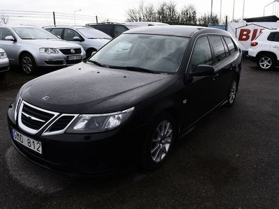 brugt Saab 9-3 2.0T Automat/Vector/SportCombi/BioPower/Facelift 2008