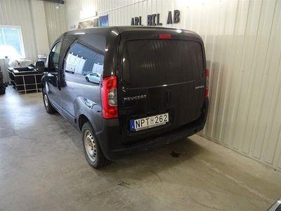 begagnad Peugeot Bipper 1.4 HDI AUTOMAT VINTERDÄCK SERVICEBOK