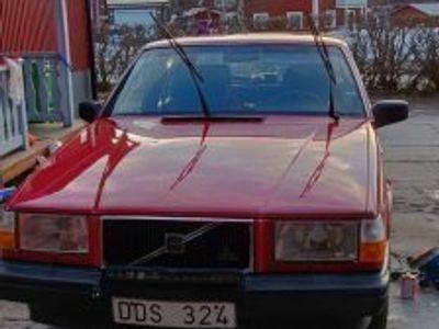 brugt Volvo 744 rostfri intressekoll -90