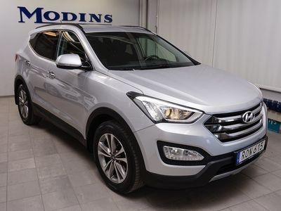 brugt Hyundai Santa Fe 2.2 Crdi-R Aut 4WD (MV+Drag)