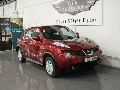 begagnad Nissan Juke 1.5 dCi (110hk)KAMREM-BYTT-DRAG