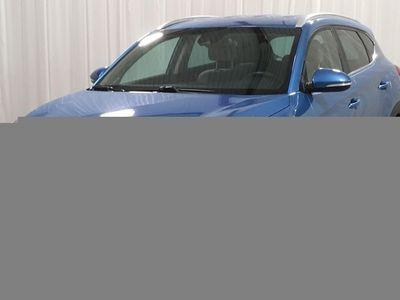 begagnad Hyundai Tucson 1.6 T-GDI 4WD (177hk)