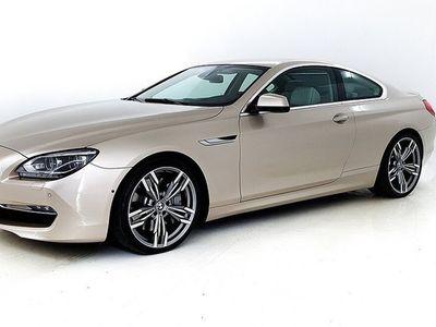 begagnad BMW 650 i Coupé Steptronic 408hk/3080mil