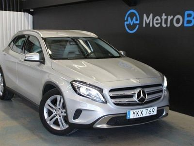 usata Mercedes GLA200 CDI 136hk 4MATIC 7G-DCT -16