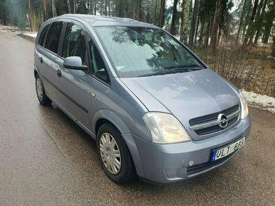 begagnad Opel Meriva 1.6 ENJOY 10